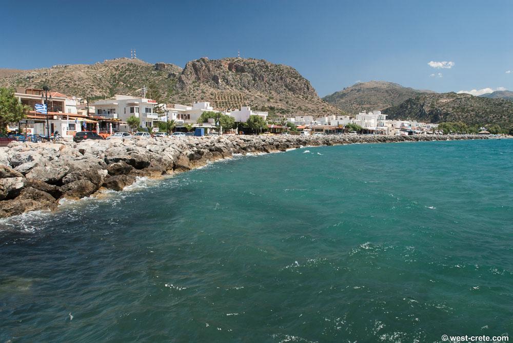 Paleochora - Paleohora - South Crete - Greece